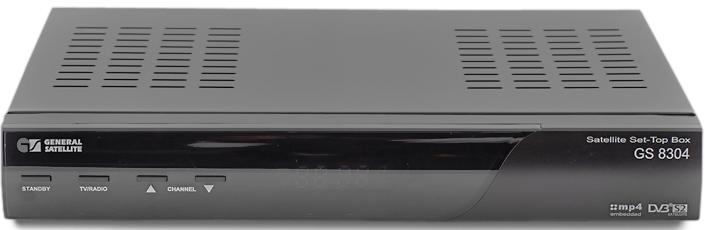 Приёмник Триколор GS 8304: характеристики, настройка